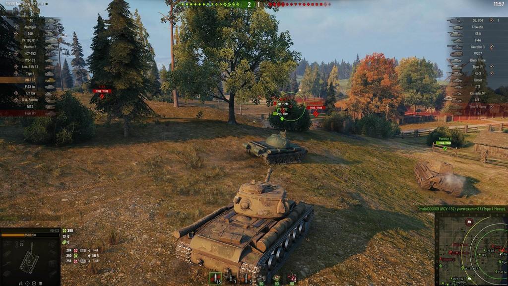 Battle Tanks slot machine features