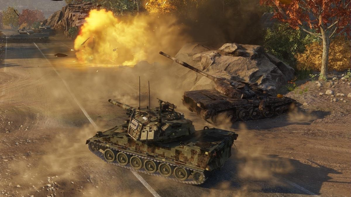 Battle Tanks Video Game Review