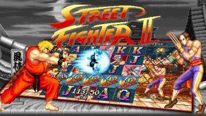 Street Fighter 2 Slot Machine