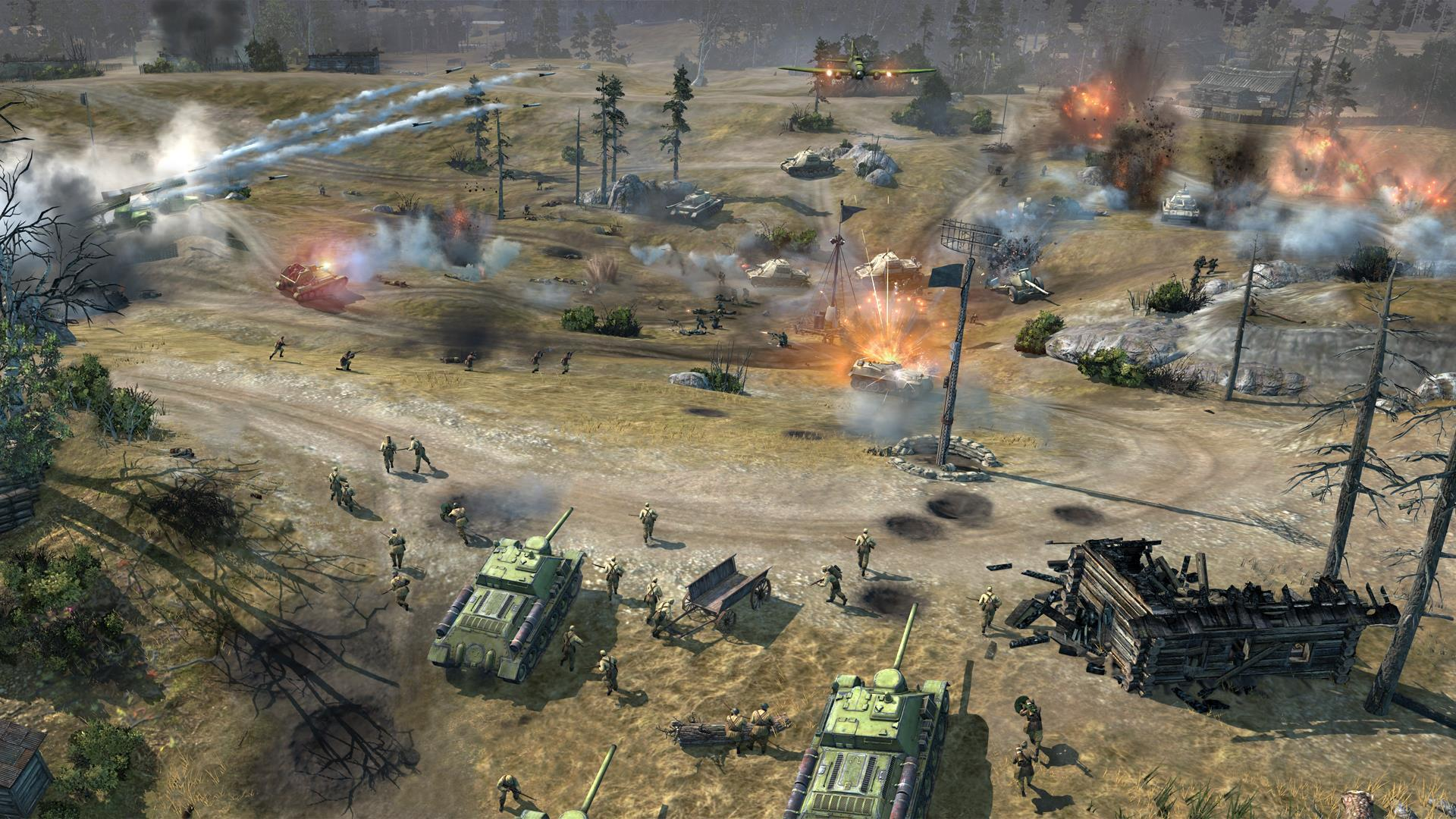 10 best tank games that let you destroy anything